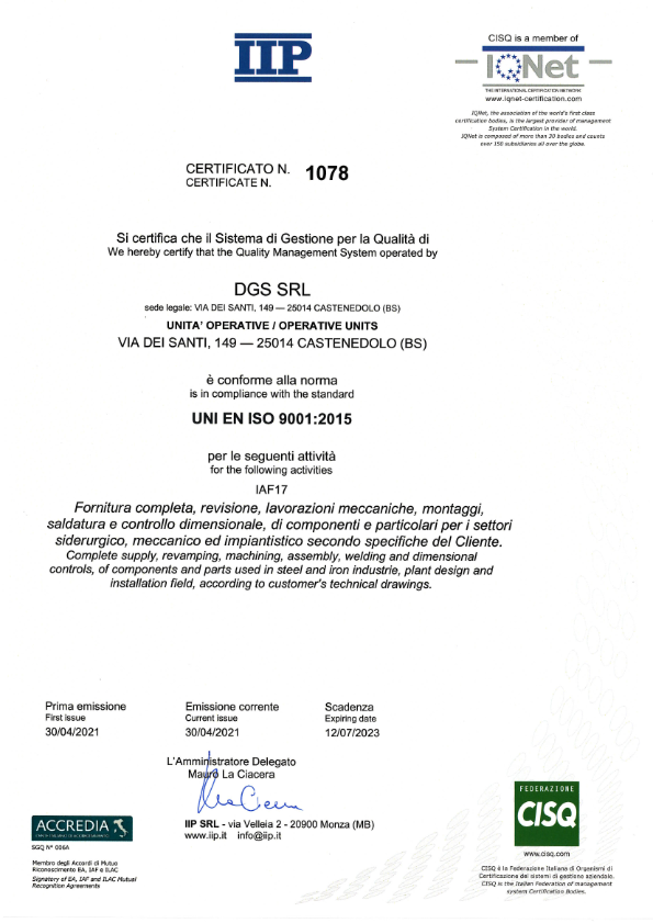 ISO 1900:2015